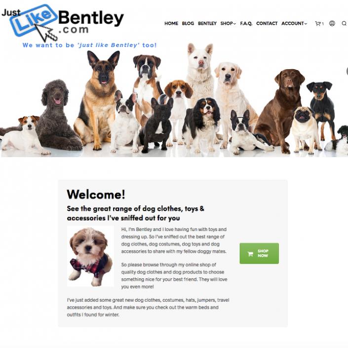 justlikebentley.com